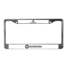 SHARE License Plate Frame