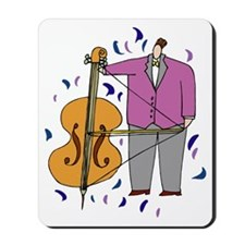 String Bass Mousepad