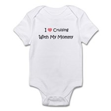 Cruising with Mommy Infant Bodysuit