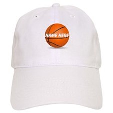 Personalized Basketball Ball Baseball Hat