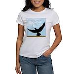 Pigeon Fly Home Women's T-Shirt