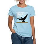 Pigeon Fly Home Women's Light T-Shirt