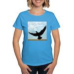 Pigeon Fly Home Women's Dark T-Shirt