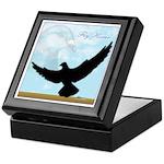 Pigeon Fly Home Keepsake Box