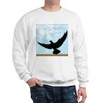 Pigeon Fly Home Sweatshirt