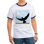 Pigeon Fly Home Ringer T