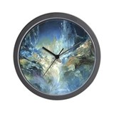 Cute Surrealist Wall Clock