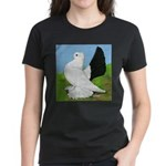 Russian Pigeon Women's Dark T-Shirt