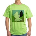 Russian Pigeon Green T-Shirt