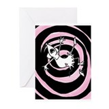 Cute Vortex Greeting Cards (Pk of 10)