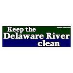 Delaware River Bumper Sticker