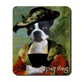 Boston Terrier RUBENS Mousepad