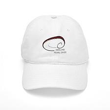 Abalone Pearl Diver Baseball Cap