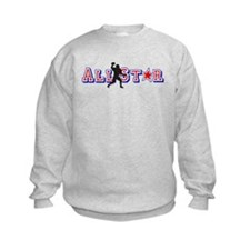 All Star American football Sweatshirt