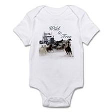 Wild & Free Infant Bodysuit