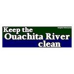 Ouachita River Bumper Sticker