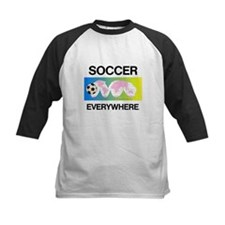Soccer Everywhere Tee