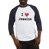 I Heart Jemaine Baseball Jersey