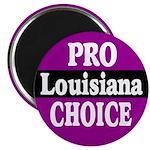 Pro-Choice Louisiana Magnet