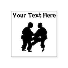 Sumo Wrestling Sticker