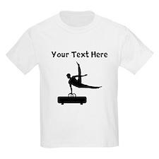 Pommel Horse Silhouette T-Shirt