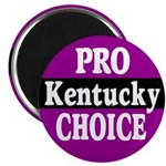 Pro-Choice Kentucky Magnet
