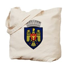 Chisinau Coat of Arms Tote Bag