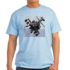 Apache Attack Light (Colored) T-Shirt