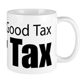 Only Good Tax Small Mug
