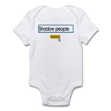 Shadow People Infant Bodysuit