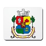 Sofia Coat of Arms Mousepad