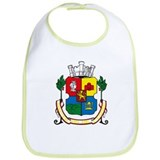 Sofia Coat of Arms Bib