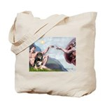 Creation - Aussie (Tri-L) Tote Bag