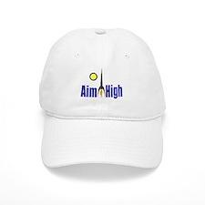 Aim High Baseball Cap