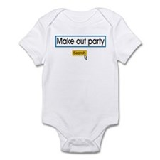 Make Out Party Infant Bodysuit