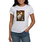 Windflowers-AussieShep (L) Women's T-Shirt