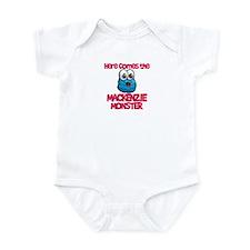Mackenzie Monster Infant Bodysuit