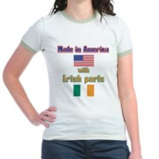 Made in American with Irish p T