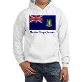 British Virgin Islands Flag Hoodie