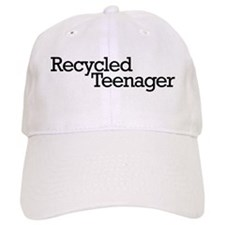 Recycled Teenager Baseball Cap