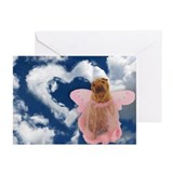 Angel Shar Pei Greeting Cards (Pk of 20)