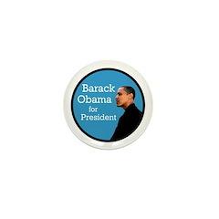Barack Obama for President Pin