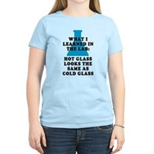 Lab Glass Women's Light T-Shirt