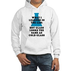 Lab Glass Hooded Sweatshirt