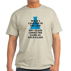 Lab Glass Light T-Shirt