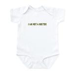 Funny gifts for nurses Infant Bodysuit