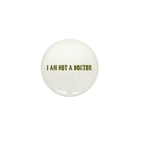 Funny gifts for nurses Mini Button (100 pack)