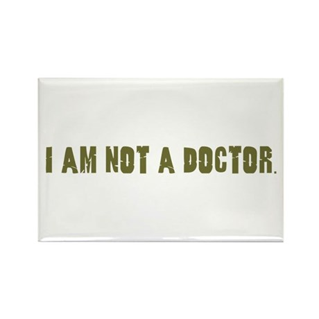Funny gifts for nurses Rectangle Magnet