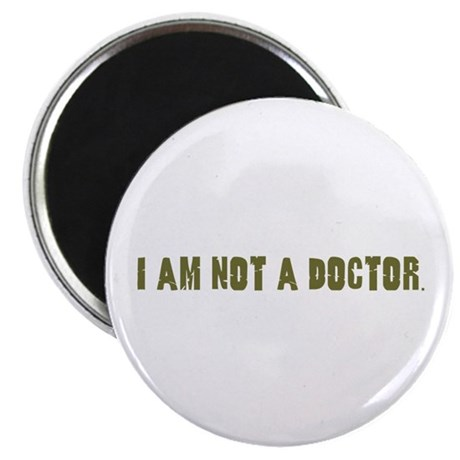 """Funny gifts for nurses 2.25"""" Magnet (100 pack)"""