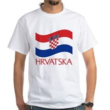Waving Croatia (H) Shirt